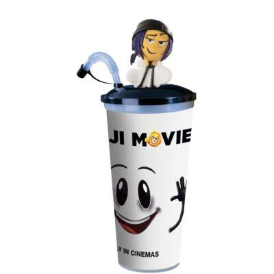 Az Emoji-film pohár, Jailbreak topper és popcorn tasak