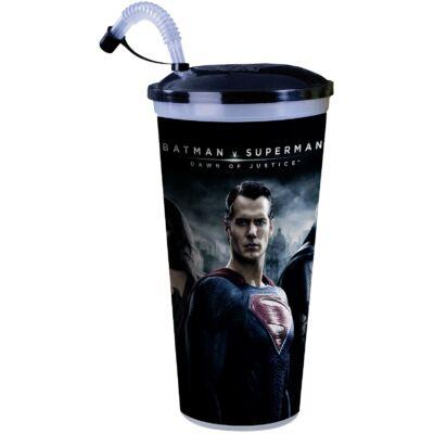 Batman Superman ellen: Az igazság hajnala pohár