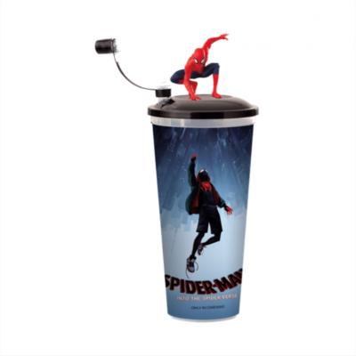 Pókember - Irány a Pókverzum pohár és Pókember Peter Parker topper