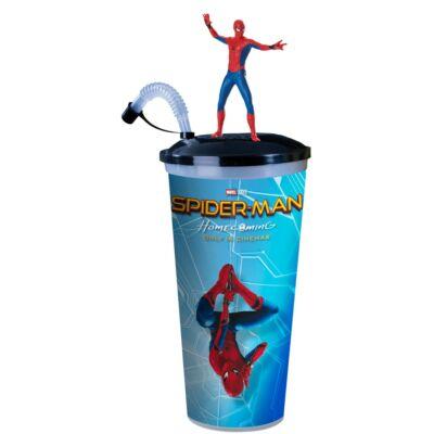 Pókember: Hazatérés pohár, topper és popcorn tasak (Pókember)