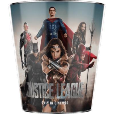 Az Igazság Ligája popcorn vödör - A karakterek II.