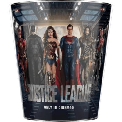 Az Igazság Ligája popcorn vödör - A karakterek III.