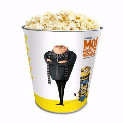 Gru 3 fém popcorn vödör