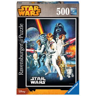 Star Wars: Egy új remény filmplakát puzzle 500db-os