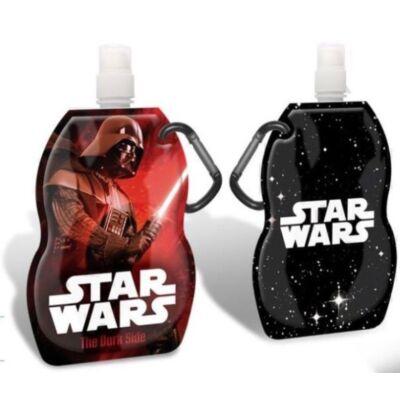 Star Wars - Darth Vader összehajtható kulacs karabínerrel
