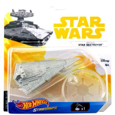 Hot Wheels - Star Wars Birodalmi Csillagromboló csillaghajó