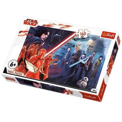 Star Wars: Az utolsó Jedik 160 db-os puzzle