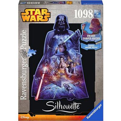 Star Wars: Darth Vader 1098db-os formapuzzle