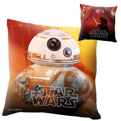 Star Wars: Az ébredő Erő - BB8 és Kylo Ren kétoldalas díszpárna