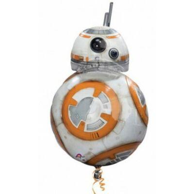 Star Wars BB-8 óriás fólia lufi (83 cm-es)