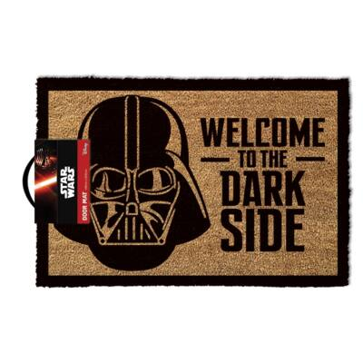 Star Wars lábtörlő - Welcome To The Dark Side