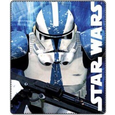 Star Wars - Rohamosztagos polár takaró, ágytakaró