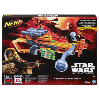 Star Wars: Chewbacca Bowcaster lézervető fegyver - Nerf