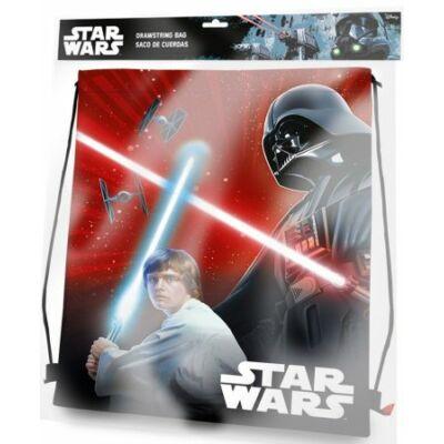 Star Wars tornazsák, sportzsák - Darth Vader és Luke Skywalker