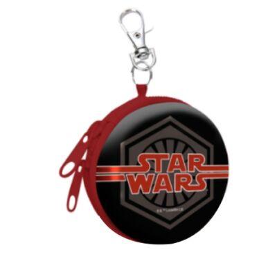 Star Wars: Az ébredő Erő - Első Rend körbecipzározható akasztós pénztárca