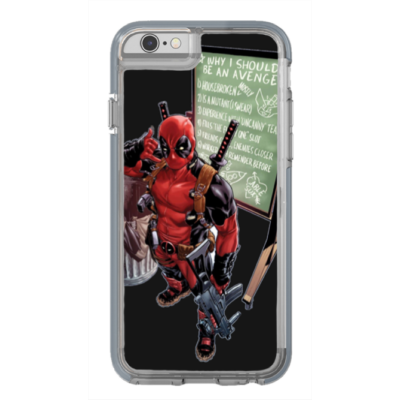 Deadpool iPhone telefontok - Hívj fel
