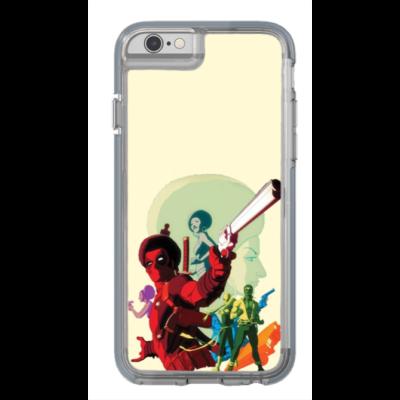 Deadpool iPhone telefontok - Retro