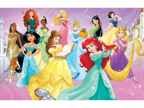 Íme a Disney Hercegnők nevei