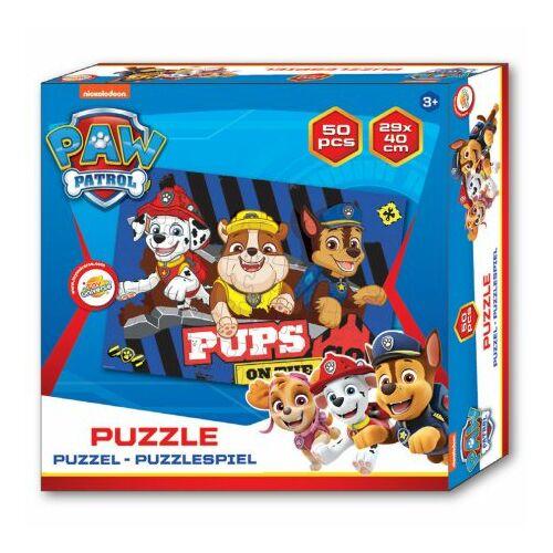 A Mancs őrjárat puzzle 50 db-os