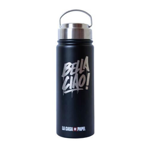 A nagy pénzrablás vizes palack - Bella Ciao