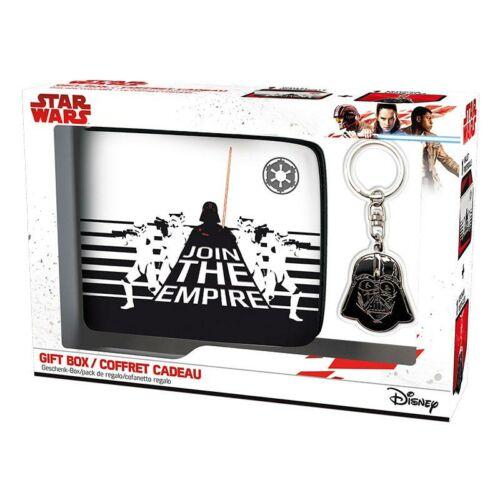 Star Wars Darth Vader ajándékcsomag (pénztárca és kulcstartó)