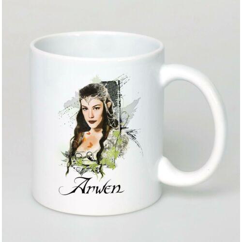 A Gyűrűk Ura bögre - Arwen