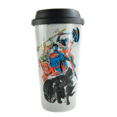 DC Comics - Az Igazság Ligája utazó bögre