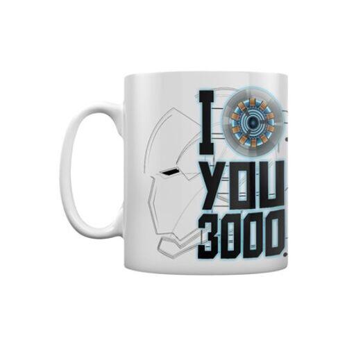 Bosszúállók: Végjáték bögre - I Love You 3000