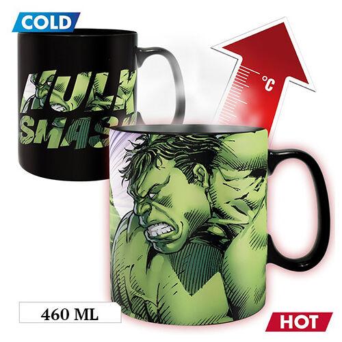 Marvel - Hulk hőre változó bögre