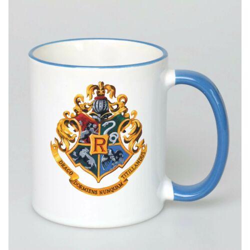 Harry Potter bögre - Roxfort - Blue