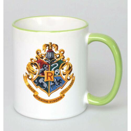 Harry Potter bögre - Roxfort - Green
