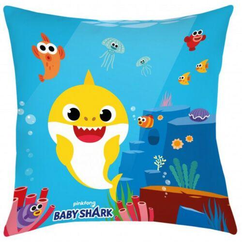 Baby Shark díszpárna