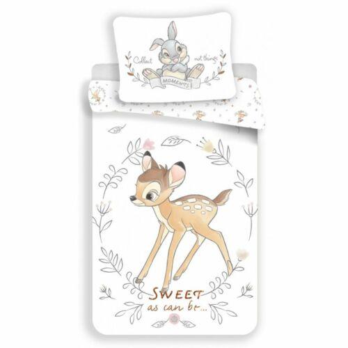 Bambi ágyneműhuzat garnitúra