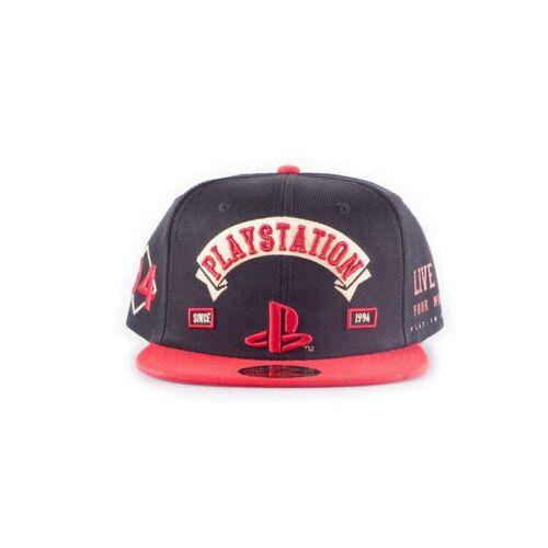 PlayStation Snapback sapka - Biker