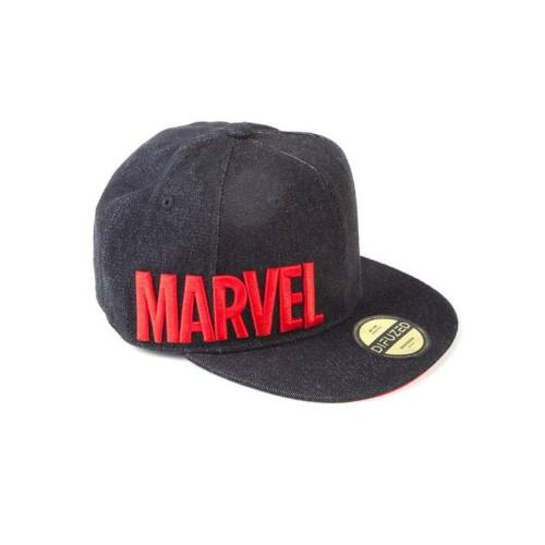 Marvel Snapback sapka - Patches