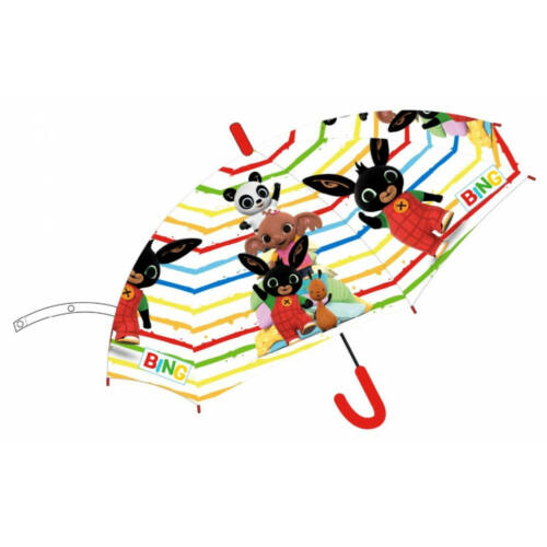 Bing gyerek félautomata esernyő