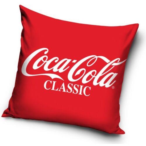 Coca-Cola párna, díszpárna