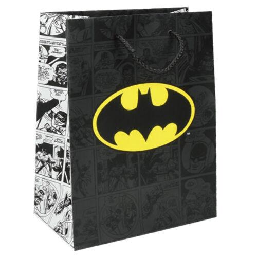 Batman díszzacskó, ajándéktáska - közepes méret