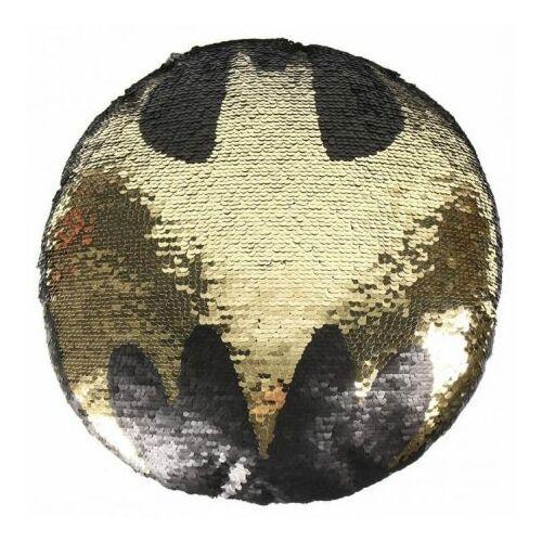 Batman formapárna - Átfordítható flitteres