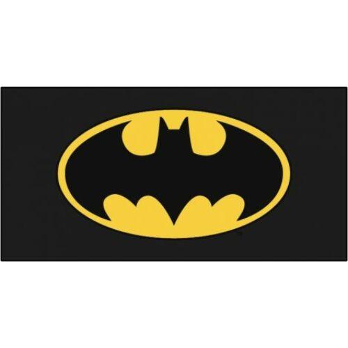 Batman törölköző, fürdőlepedő - Logó