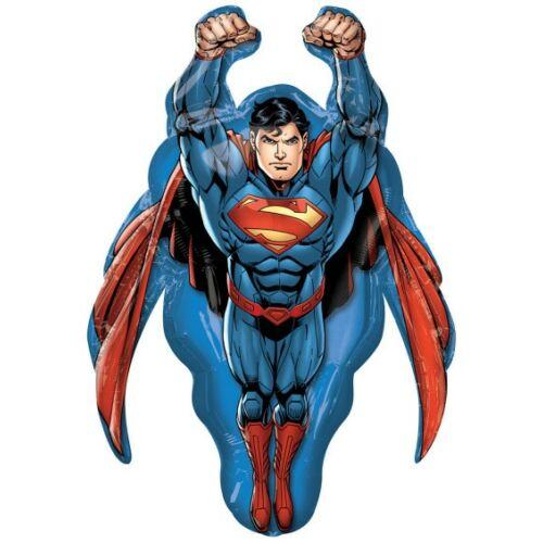 Superman fólia lufi 83 cm