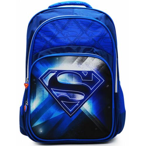 Superman iskolatáska, hátizsák