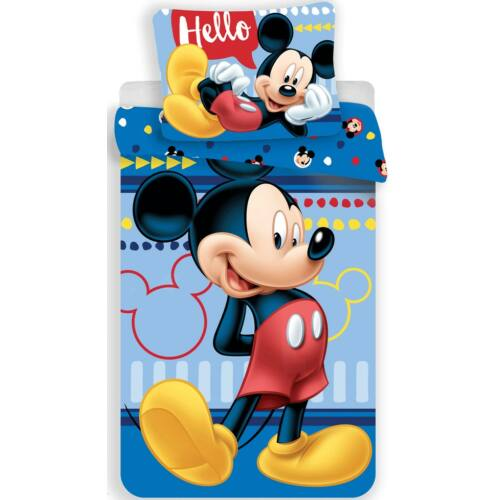 Mickey egér ágyneműhuzat garnitúra