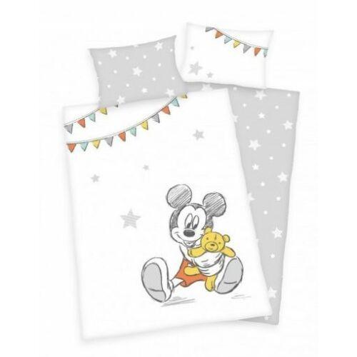 Mickey egér gyerek ágyneműhuzat garnitúra