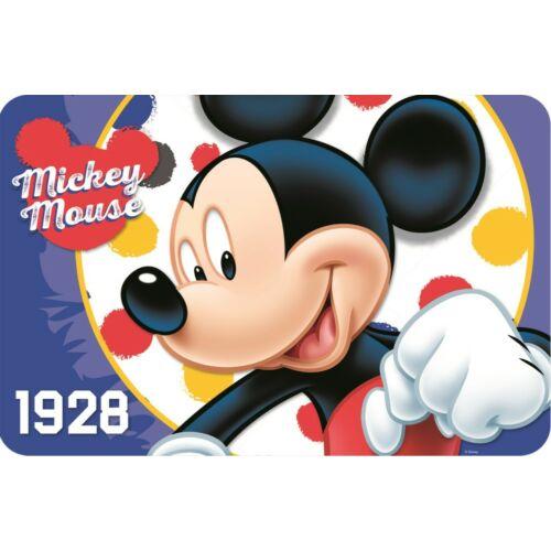 Mickey tányéralátét