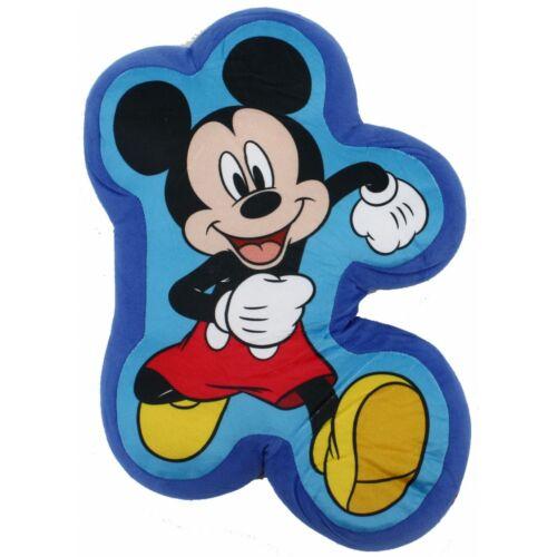 Mickey egér formapárna, díszpárna