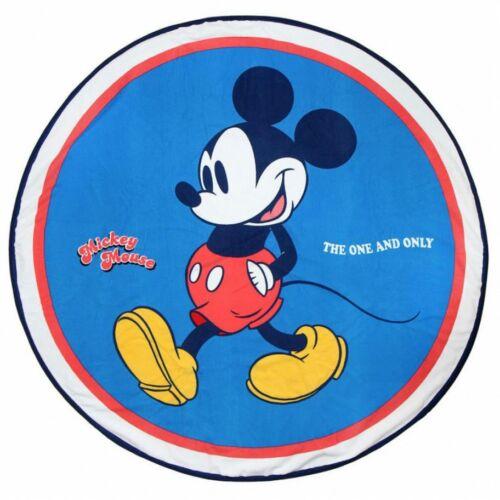 Mickey Egér forma törölköző, fürdőlepedő