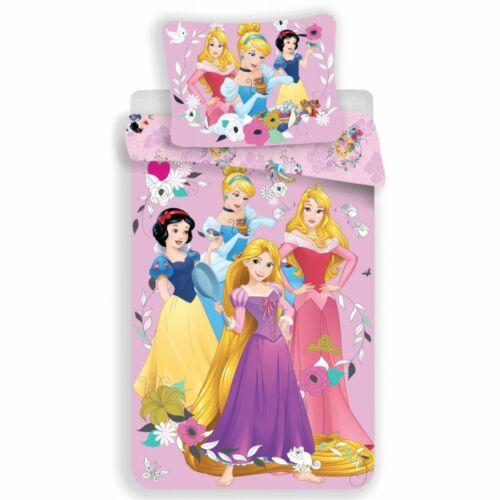Disney Hercegnők ágyneműhuzat garnitúra