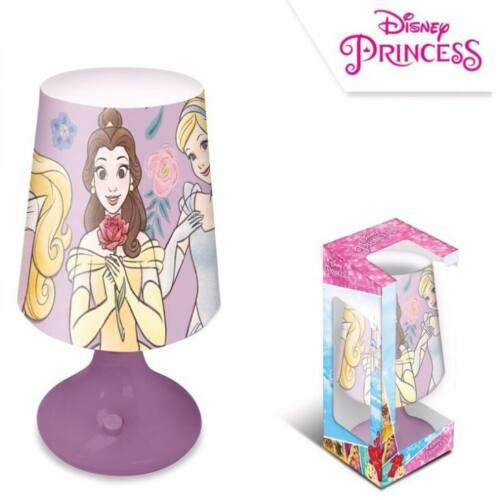 Disney Hercegnők mini LED lámpa