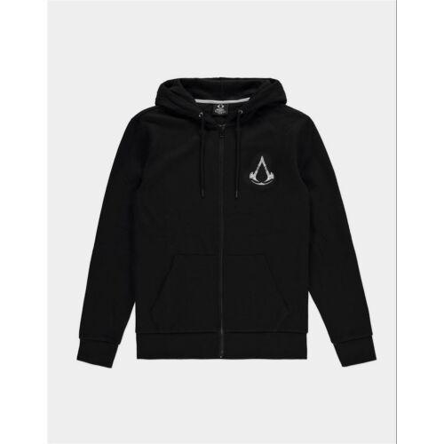 Assassin's Creed Valhalla kapucnis pulóver - Crest Banner